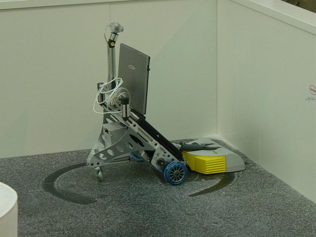 Robot Uni Goulph